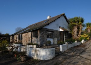 The Shippon at Lower Hearson Farm Holiday Cottages North Devon