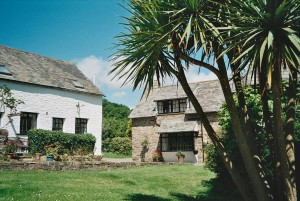 The Annex and Threshing Barn at Lower Hearson Farm Holiday Cottages North Devon