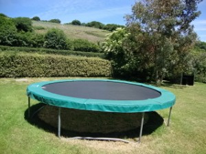farm holiday self catering holiday cottages north devon trampoline