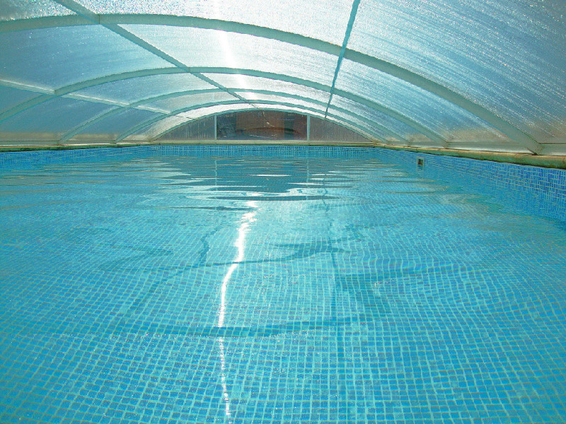 Lower Hearson Farm Swimming Pool Self Catering Cottages North Devon