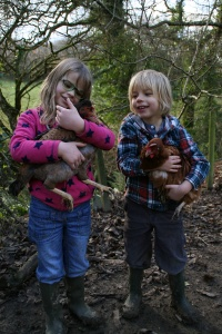 Child Friendly Farm Holidays North Devon