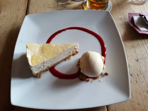 Chichester Arms Pudding near Lower Hearson Farm Self Catering Farm Holiday Cottage Accommodation North Devon